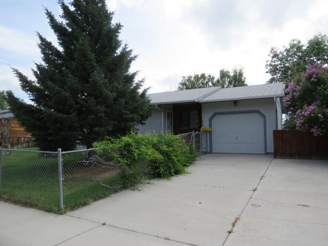 1207 Timber Lane, Riverton, WY 82501 (MLS #20194154) :: Lisa Burridge & Associates Real Estate