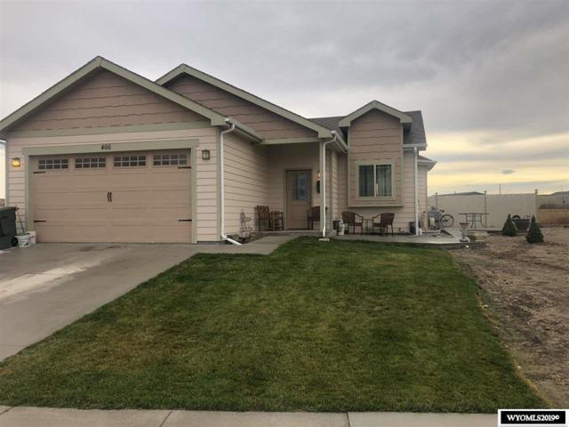 466 Windriver, Douglas, WY 82633 (MLS #20194157) :: Lisa Burridge & Associates Real Estate