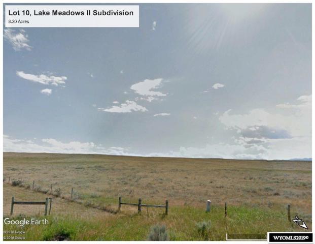 Lot 10 Monument Road, Buffalo, WY 82834 (MLS #20194160) :: Lisa Burridge & Associates Real Estate