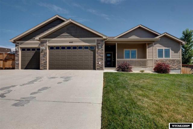 4442 Westcott Drive, Casper, WY 82609 (MLS #20194162) :: Lisa Burridge & Associates Real Estate