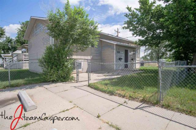 1115-1117 N Melrose, Casper, WY 82601 (MLS #20194173) :: Lisa Burridge & Associates Real Estate