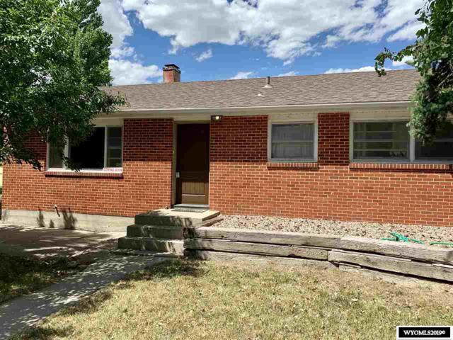 3050 E 8th Street, Casper, WY 82609 (MLS #20194187) :: Lisa Burridge & Associates Real Estate