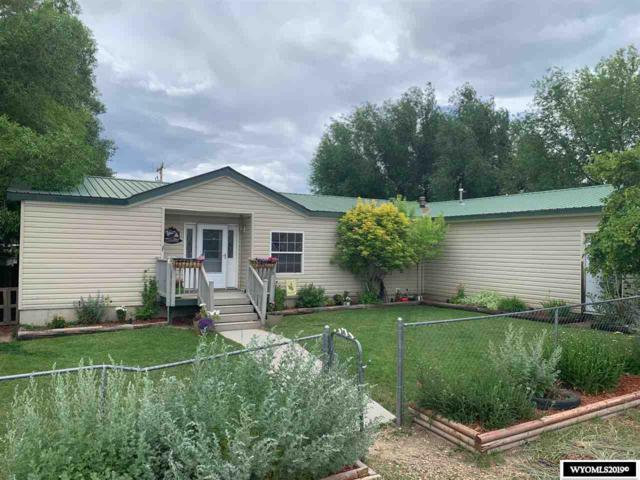 313 Freeman Avenue, Encampment, WY 82325 (MLS #20194192) :: Real Estate Leaders