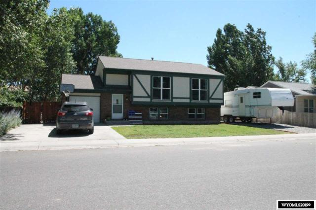 417 Spire Drive, Riverton, WY 82501 (MLS #20194194) :: Lisa Burridge & Associates Real Estate