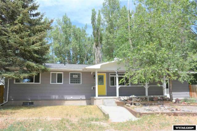 107 Hutchinson Road, Riverton, WY 82501 (MLS #20194202) :: Lisa Burridge & Associates Real Estate