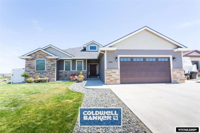 2141 Nebraska, Casper, WY 82601 (MLS #20194205) :: Real Estate Leaders