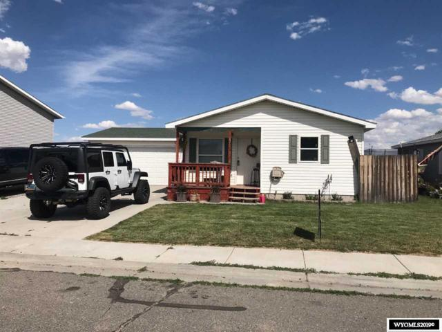 1415 Pinecrest Street, Riverton, WY 82501 (MLS #20194213) :: Lisa Burridge & Associates Real Estate