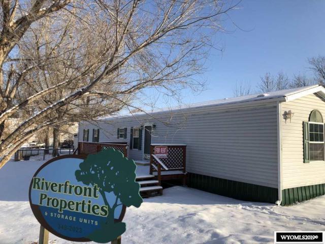 400 #10 S First Street, Lander, WY 82520 (MLS #20194219) :: Lisa Burridge & Associates Real Estate