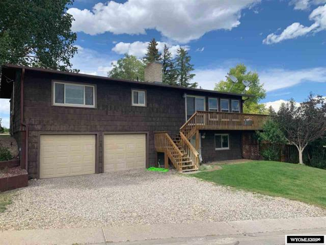 402 Myrtle Avenue, Saratoga, WY 82331 (MLS #20194243) :: RE/MAX The Group
