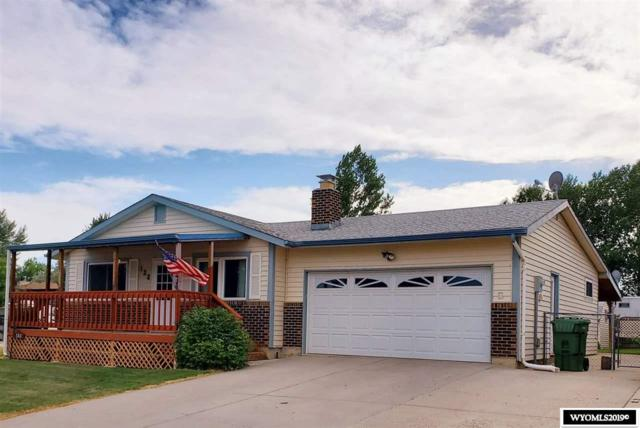 138 S Windriver Drive, Douglas, WY 82633 (MLS #20194268) :: RE/MAX The Group