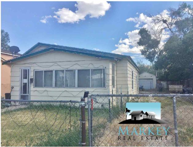 538 W State Street, Rawlins, WY 82301 (MLS #20194284) :: RE/MAX The Group