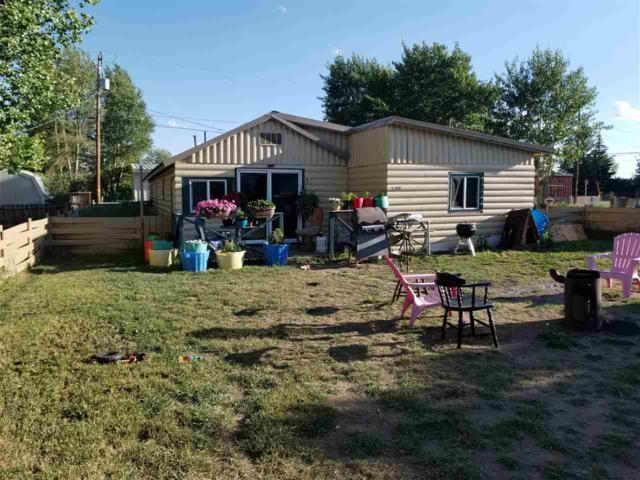 126 E A Street, Pinedale, WY 82941 (MLS #20194296) :: RE/MAX The Group