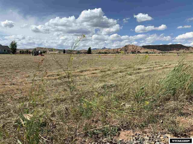 Lot 84 Fairview Drive, Dubois, WY 82513 (MLS #20194298) :: Real Estate Leaders