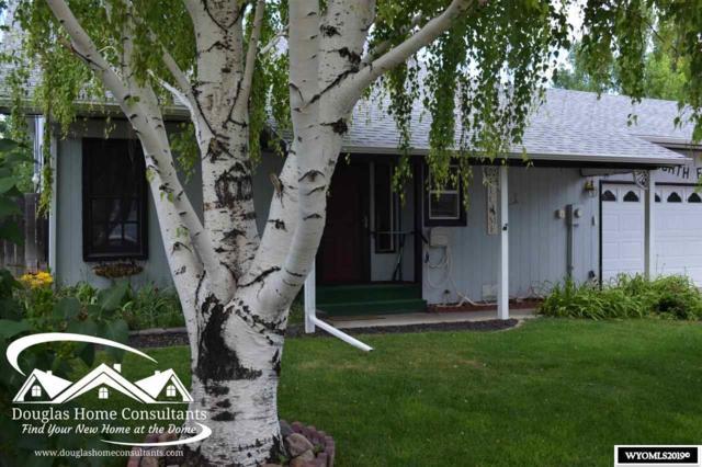 1246 North Fork Drive, Douglas, WY 82633 (MLS #20194327) :: Lisa Burridge & Associates Real Estate
