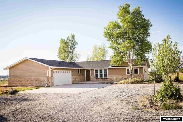 963 Us Highway 16, Worland, WY 82401 (MLS #20194339) :: Real Estate Leaders