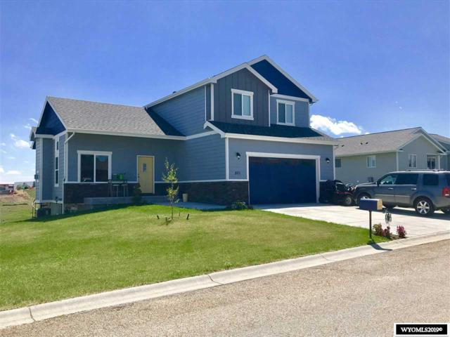 501 S Pinnacle Drive, Buffalo, WY 82834 (MLS #20194372) :: Real Estate Leaders