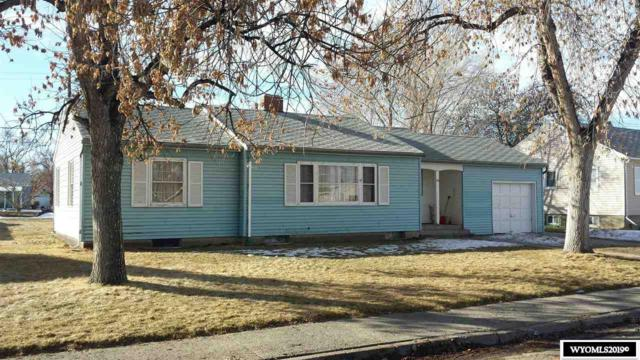 900 Obie Sue Avenue, Worland, WY 82401 (MLS #20194418) :: RE/MAX The Group