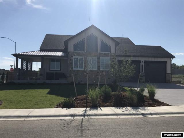 3673 Timber Wolf Court, Casper, WY 82604 (MLS #20194436) :: Lisa Burridge & Associates Real Estate