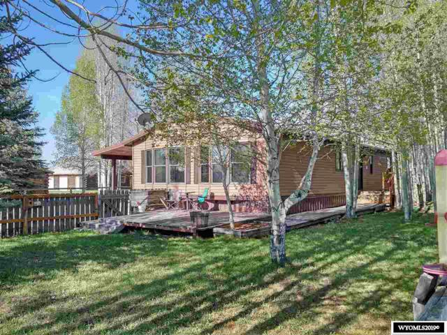 244 N Jackson Avenue, Pinedale, WY 82941 (MLS #20194441) :: Lisa Burridge & Associates Real Estate