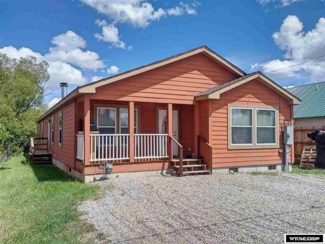 245 S Shanley Avenue, Pinedale, WY 82941 (MLS #20194446) :: Lisa Burridge & Associates Real Estate
