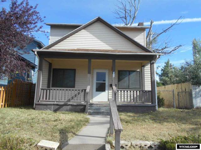 111 W Buffalo Street, Rawlins, WY 82301 (MLS #20194448) :: RE/MAX The Group
