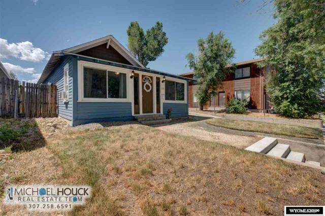 1130 S Walnut Street, Casper, WY 82601 (MLS #20194453) :: Lisa Burridge & Associates Real Estate