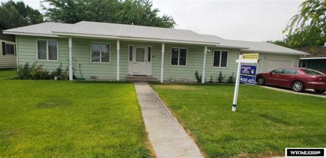 320 S 21st Street, Worland, WY 82401 (MLS #20194470) :: RE/MAX The Group
