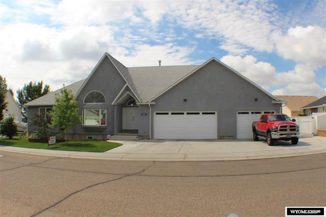 2314 Silver Creek Drive, Rock Springs, WY 82901 (MLS #20194475) :: RE/MAX The Group
