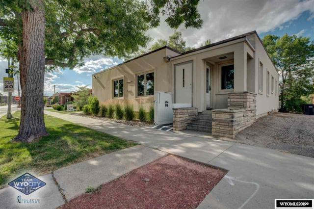 118 E 9th Street, Casper, WY 82601 (MLS #20194516) :: Lisa Burridge & Associates Real Estate