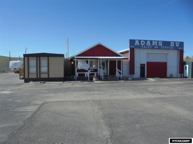 4343 Hwy 374, Green River, WY 82935 (MLS #20194520) :: Lisa Burridge & Associates Real Estate