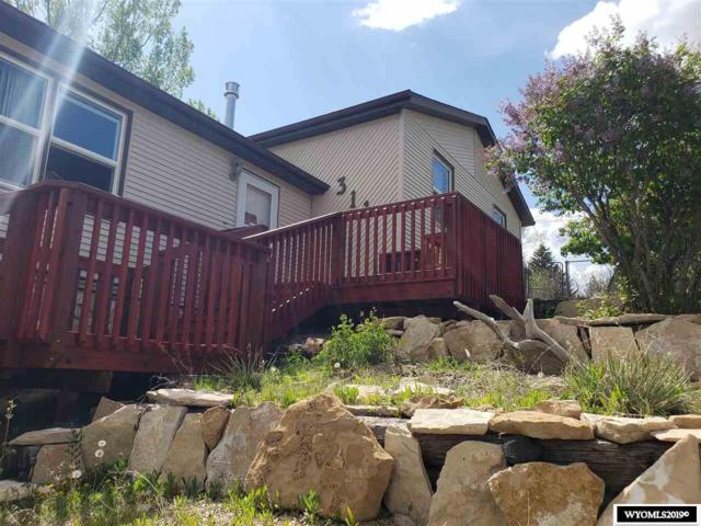 311 Hillcrest Way, Green River, WY 82935 (MLS #20194524) :: RE/MAX The Group