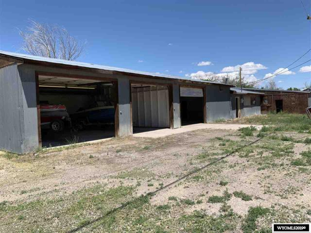 213 Pine St., Shoshoni, WY 82649 (MLS #20194539) :: RE/MAX The Group