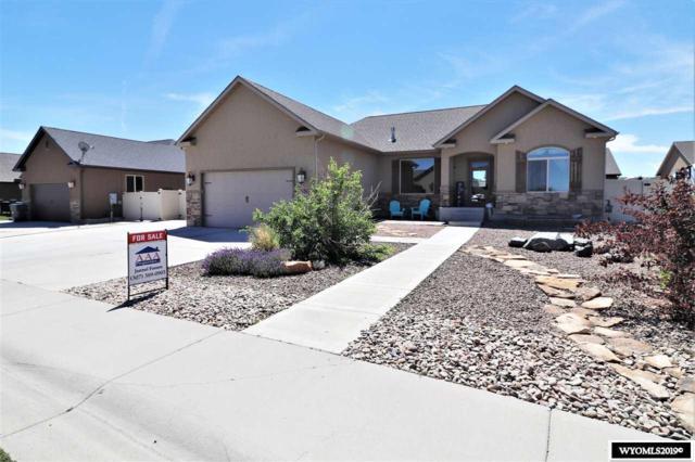 3448 Dover Avenue, Rock Springs, WY 82901 (MLS #20194541) :: Lisa Burridge & Associates Real Estate
