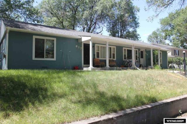 613 & 617 S 4th Street, Glenrock, WY 82637 (MLS #20194561) :: RE/MAX The Group