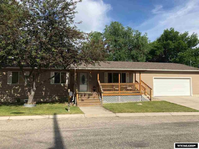 391 N Bozeman, Buffalo, WY 82834 (MLS #20194571) :: Lisa Burridge & Associates Real Estate
