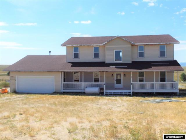 62 Negley Road, Glenrock, WY 82637 (MLS #20194573) :: RE/MAX The Group