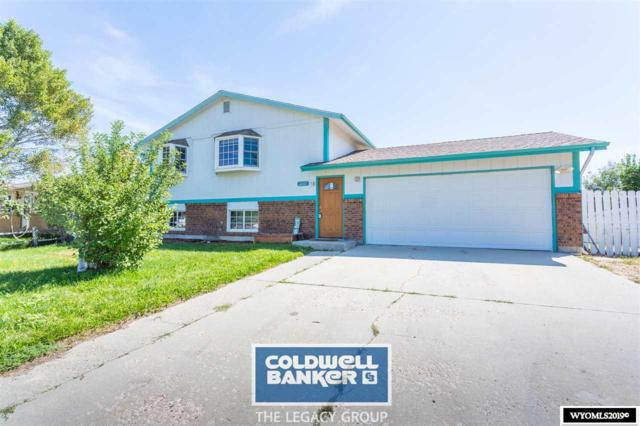2945 Indian Springs Drive, Casper, WY 82604 (MLS #20194595) :: RE/MAX The Group