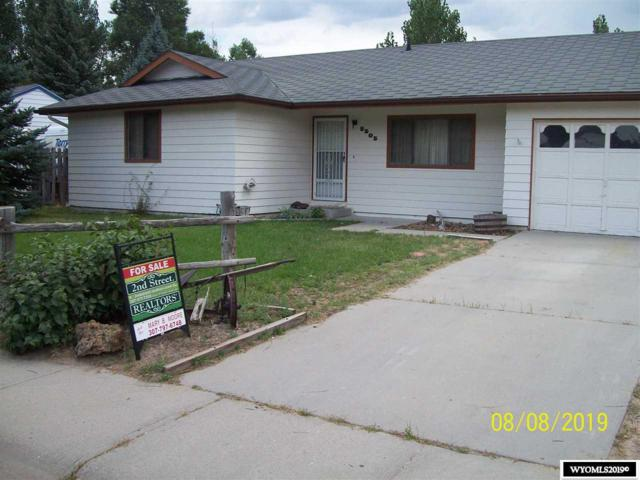 5505 Pathfinder, Casper, WY 82604 (MLS #20194610) :: RE/MAX The Group
