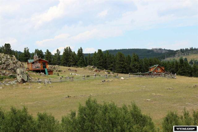 249 Poison Creek Canyon Road, Buffalo, WY 82834 (MLS #20194613) :: Lisa Burridge & Associates Real Estate