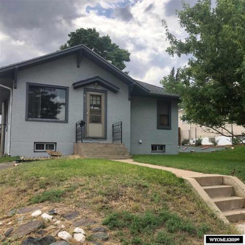 616 13th Street, Rawlins, WY 82301 (MLS #20194615) :: Lisa Burridge & Associates Real Estate