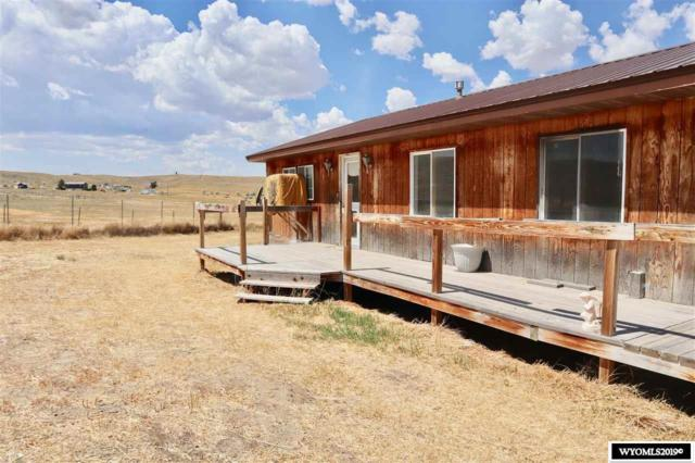 12150 Poison Spider, Casper, WY 82604 (MLS #20194616) :: RE/MAX The Group