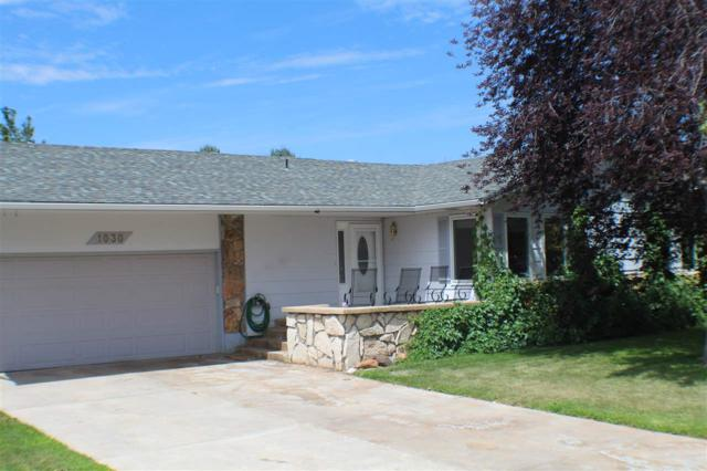 1030 Laredo, Douglas, WY 82633 (MLS #20194664) :: RE/MAX The Group