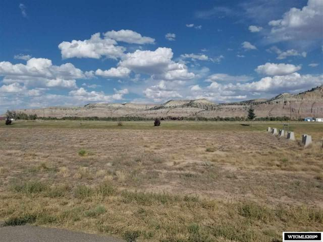 S Labarge Street, La Barge, WY 83123 (MLS #20194679) :: RE/MAX The Group