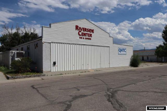 949/1009 N Durbin Street, Casper, WY 82601 (MLS #20194686) :: Lisa Burridge & Associates Real Estate