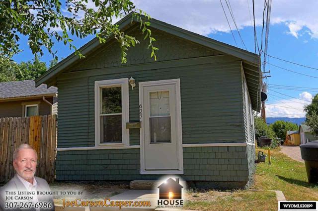 627 E 3rd Street, Casper, WY 82601 (MLS #20194687) :: Lisa Burridge & Associates Real Estate