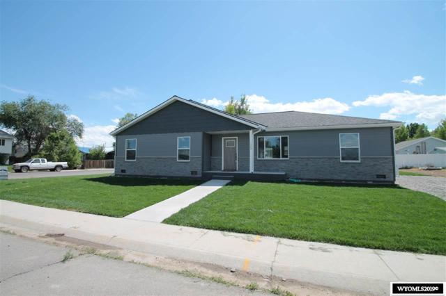 1507 Maple Lane, Riverton, WY 82501 (MLS #20194710) :: Lisa Burridge & Associates Real Estate