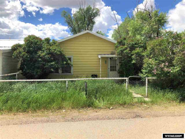 154, 162, 168 S. Blake St, La Barge, WY 83123 (MLS #20194723) :: RE/MAX The Group