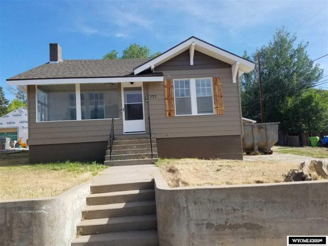 717 Alder, Rawlins, WY 82301 (MLS #20194730) :: RE/MAX The Group