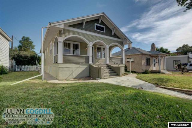 1112 E 2nd Street, Casper, WY 82601 (MLS #20194733) :: Lisa Burridge & Associates Real Estate