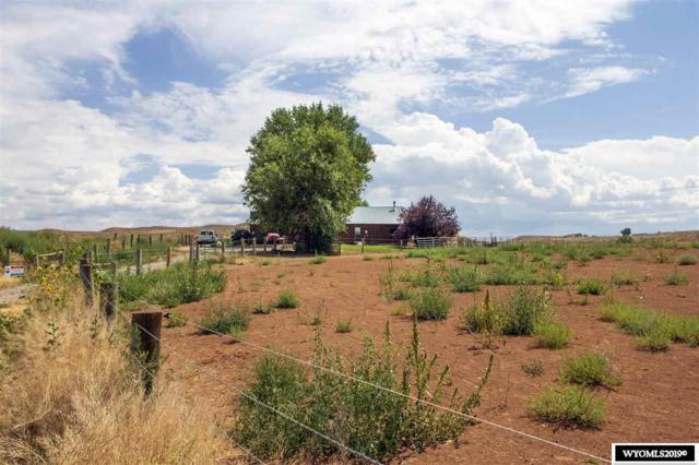 120 Road 71, Ten Sleep, WY 82442 (MLS #20194746) :: Lisa Burridge & Associates Real Estate